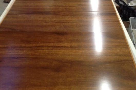 Table after restoration